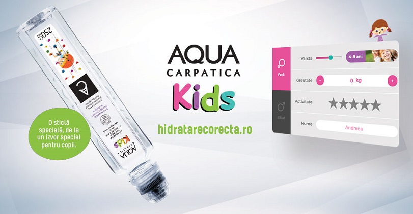 Tu stii cata apa trebuie sa bea copilul tau?