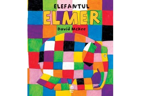 Aventurile Elefantului Elmer