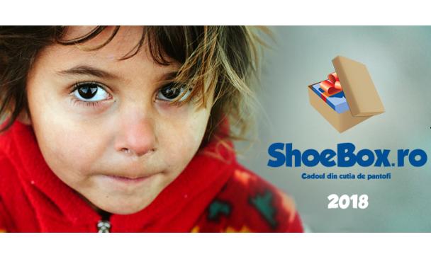 ShoeBox – Cadoul din cutia de pantofi pentru copiii mai putin norocosi
