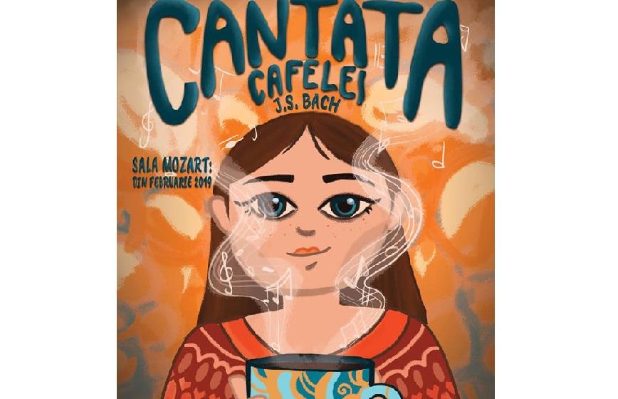 """Premiera """"Cantata Cafelei"""" la Opera Comică și cum poți câștiga o invitație triplă  la acest spectacol"""