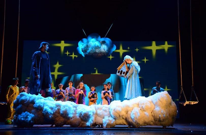 Povestea băiețelului Peter Pan revine pe scena Operei Comice pentru Copii