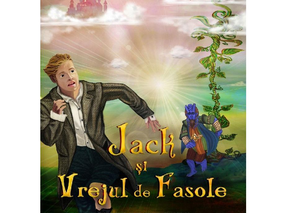 ,,Jack și vrejul de fasole'' la Teatrul Ion Creangă și cum poți câștiga o invitație dublă la spectacol