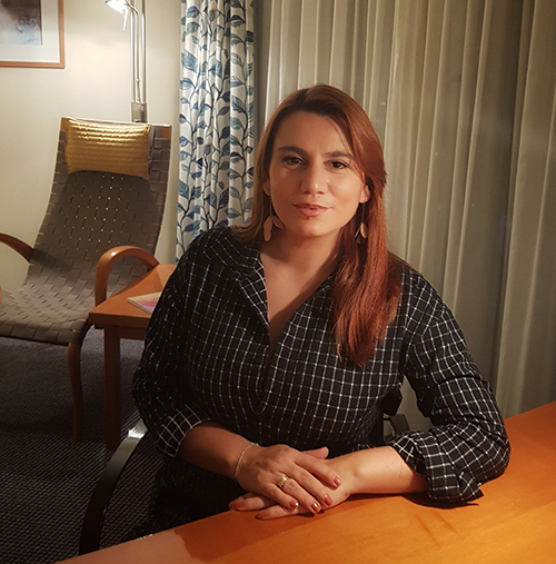 Dr. Roxana Hristianovici