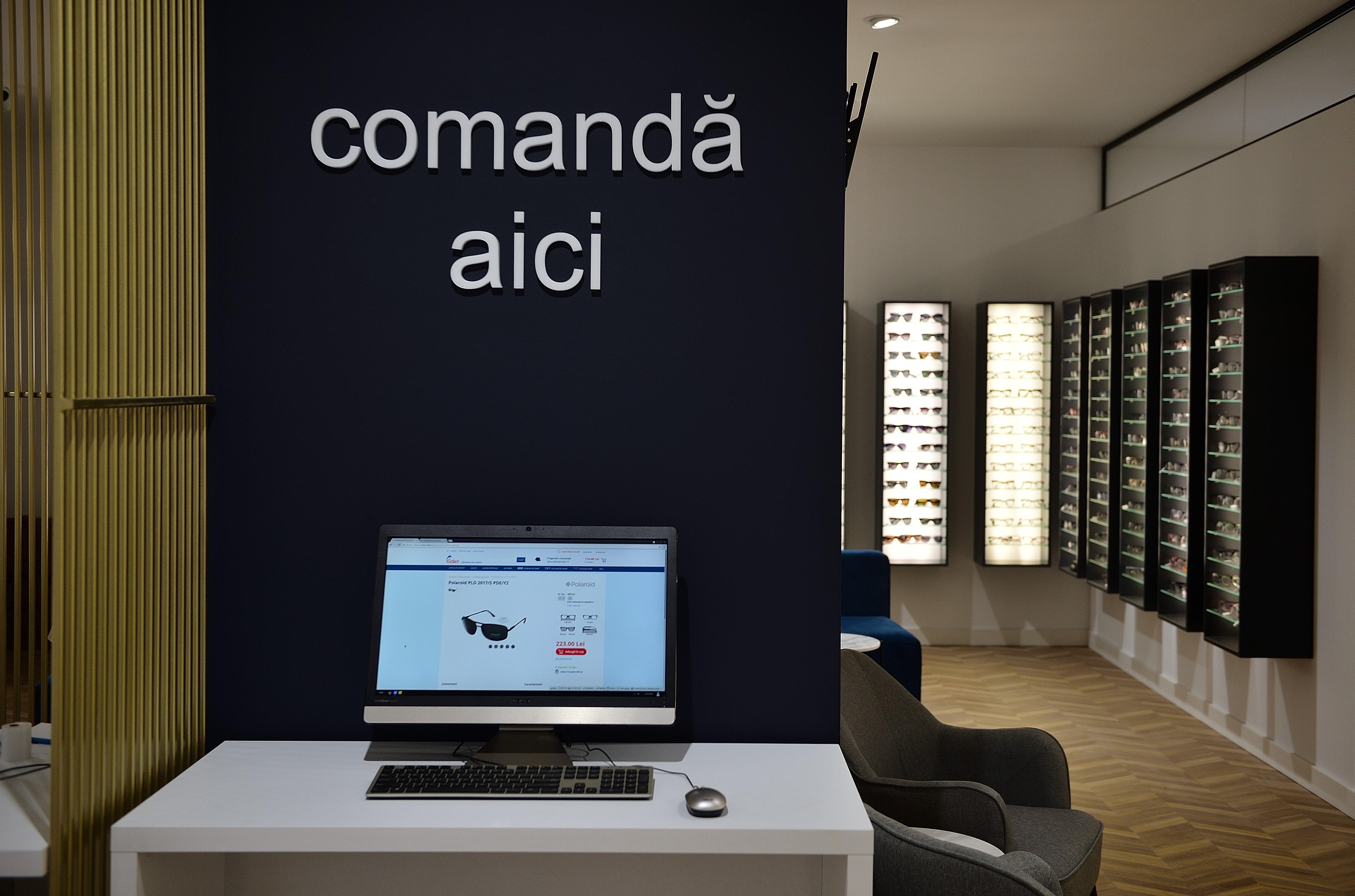 Acum poți proba online ochelari de la cele mai cunoscute branduri